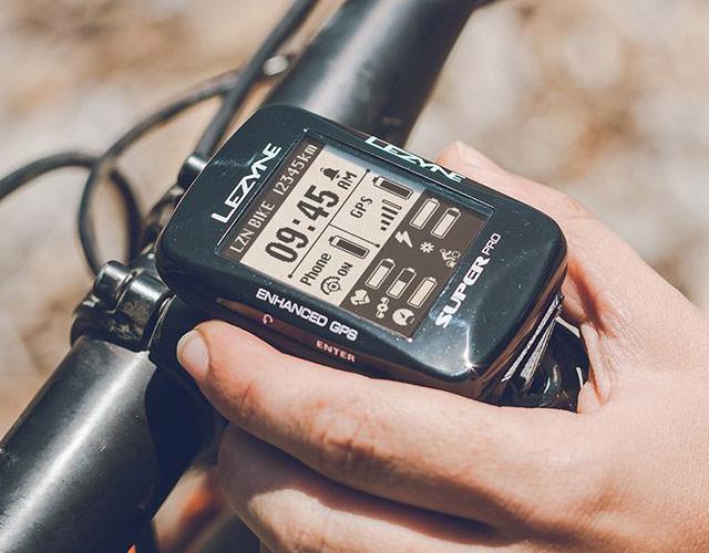 LEZYNE SUPER PRO GPSの特徴